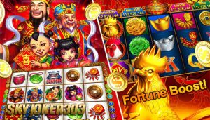 Informasi Game Slot Golden Roster Dari Joker123 Gaming